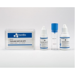 Chembio | Toplam Sertlik Kiti (Alman sertliği - dH)
