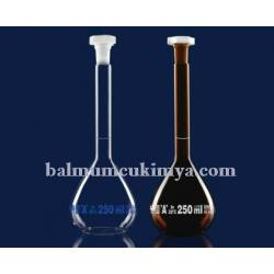 Isolab | Balon Joje - Şeffaf - Grup Sertifikalı - A Kalite - 25ml - NS 12/21 (2adet/paket)