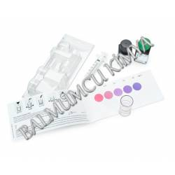Merck 114670.0001 | Chlorine Test (100 tests) in freshwater and seawater Method: colorimetric with color card