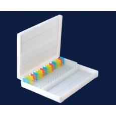 Isolab | Lam kutusu - Beyaz - 100 lam kapasiteli