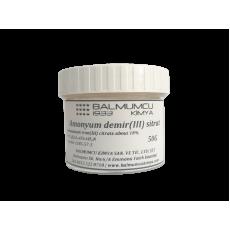 Teknik Kalite | Amonyum demir(III) sitrat / Ferric ammonium citrate 50G
