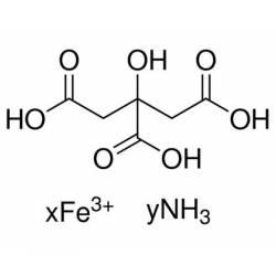 Teknik Kalite | Amonyum demir(III) sitrat / Ferric ammonium citrate 250G