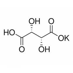 Teknik Kalite | Krem tartar (Potasyum bitartarat) / Potassium hydrogen tartrate 1KG